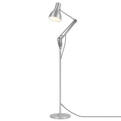 Anglepoise Anglepoise Type 75 vloerlamp zilver