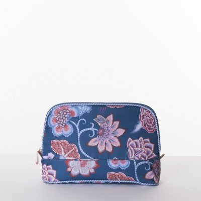 Oilily Oilily Royal Sits M Cosmetic Bag Ensing Blue