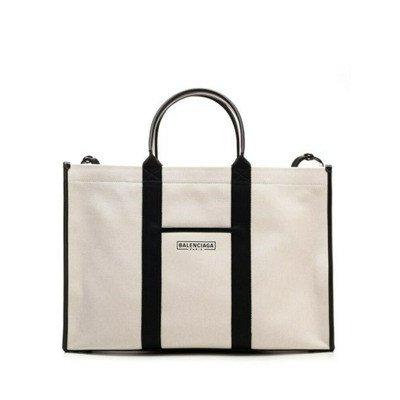 Balenciaga Two-Tone Tote Bag
