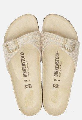 Birkenstock Birkenstock Madrid slippers beige