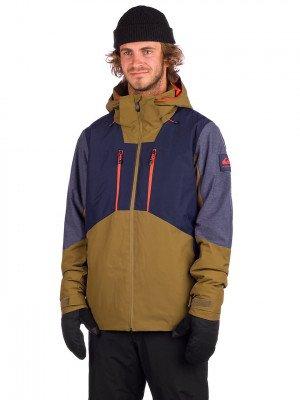 Quiksilver Quiksilver Mission Plus Jacket groen