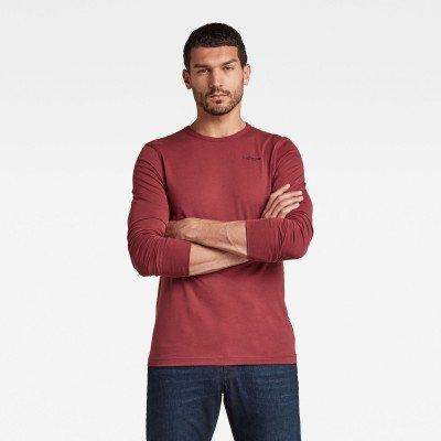 G-Star RAW Base R T-shirt - Rood - Heren