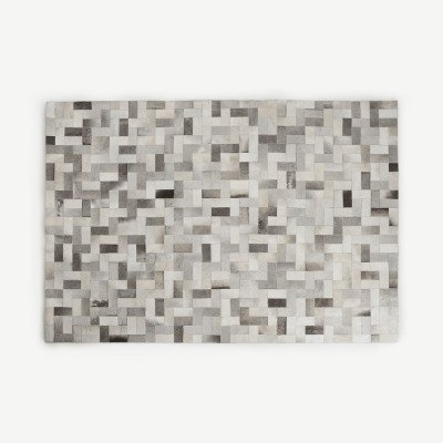 MADE.COM Parquet vloerkleed 200 x 300cm