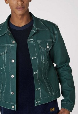Kings of indigo Kings of Indigo - TILL jacket Male - Green