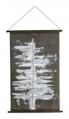 BePureHome BePureHome Wanddecoratie 'Winter Tree' 104 x 65cm