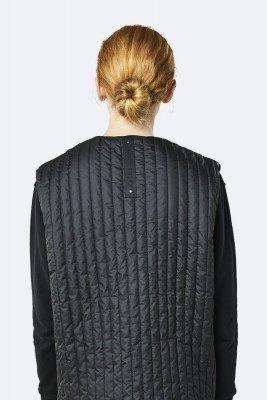 Rains Rains Dames Liner Vest - Black