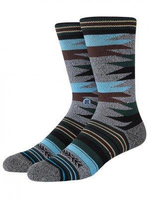 Stance Stance Wollaston Socks zwart