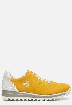 Rieker Rieker Sneakers geel