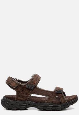 Skechers Skechers Carver Alec sandalen bruin