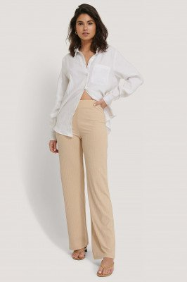 Sisters Point Sisters Point Pro Pants - Beige