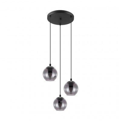 Hanglamp ARISCANI Zwart
