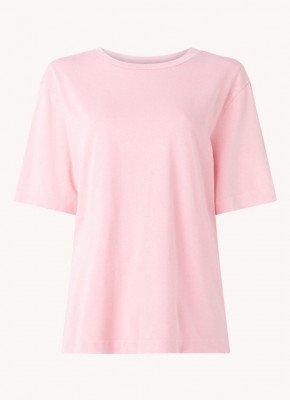 EDITED EDITED Elisa oversized T-shirt van biologisch katoen