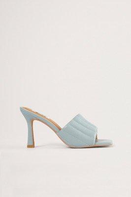 NA-KD Shoes NA-KD Shoes Stilettomuiltjes - Blue