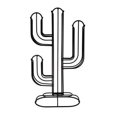 Xenos Nespresso® cuphouder - cactus - zwart