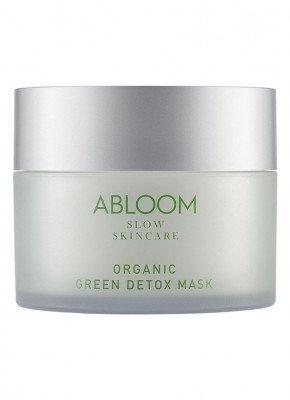 ABLOOM ABLOOM Organic Green Detox Mask - zuiverend gezichtsmasker