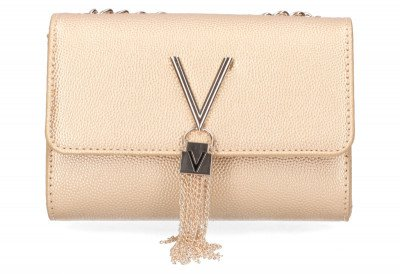 Valentino by Mario Valentino Divina VBS1R403G Goud Tas