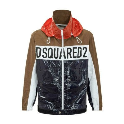 Dsquared2 Bomber with Frontal Logo
