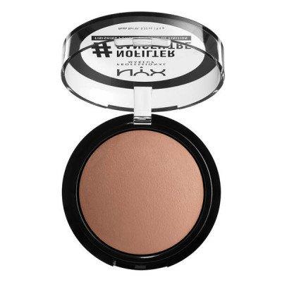 NYX Professional Makeup NYX Professional Makeup No Filter Finishing Powder Mahogany