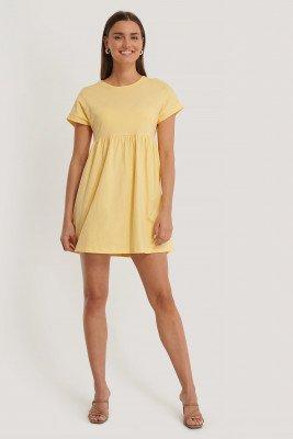 Mango MANGO Gisele Dress - Yellow