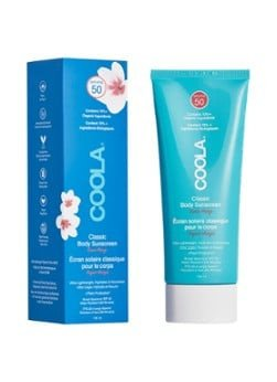 COOLA COOLA Classic Body Organic Sunscreen Lotion SPF50 Guava Mango - zonnebrand
