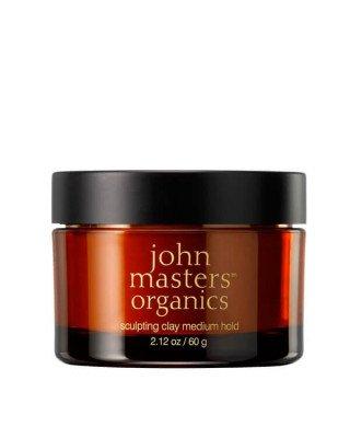 John Masters Organics John Masters Organics - Sculpting Clay Medium Hold - 60 gr.