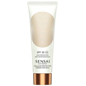 Sensai Sensai Silky Bronze SENSAI - Silky Bronze Cellular Protective Cream For Face Spf 30