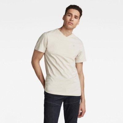 G-Star RAW Base-S T-Shirt - Beige - Heren