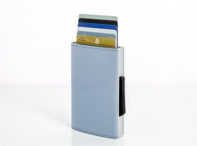 Ogon Designs Ogon Cascade Wallet Leather Sky Blue
