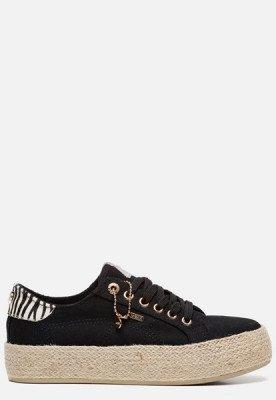 Mexx Mexx Chevelijn sneakers zwart