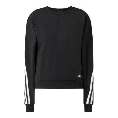 adidas performance Sweatshirt met logostrepen