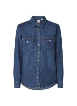 Levi's Levi's Essential Western blouse van denim