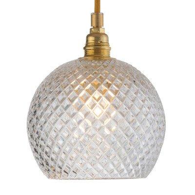Ebb en Flow EBB & FLOW Rowan hanglamp, goud Ø 15,5cm
