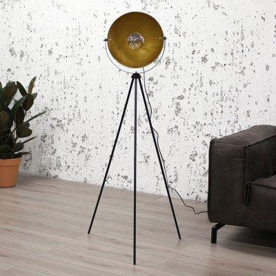Brookvin Brookvin Vloerlamp 'Fallon' 148cm