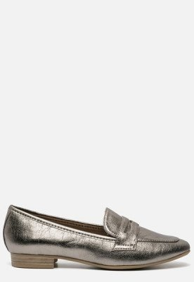 marco tozzi Marco Tozzi Loafers zilver