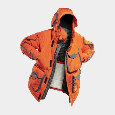 G-Star RAW E Luggage Parka - Oranje - Heren