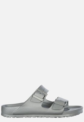 Birkenstock Birkenstock Arizona Eva slippers zilver
