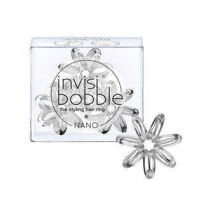 Invisibobble Invisibobble Nano Haarelastiekje Crystal Clear