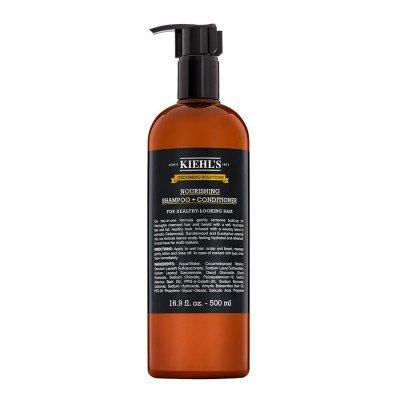 Kiehls Kiehl's Nourishing Shampoo and Conditioner Haarverzorging 500ml