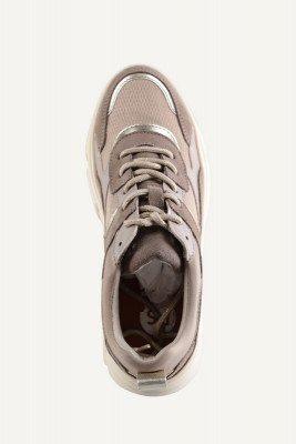 Poelman Poelman Sneaker Taupe P7085BAL