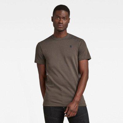 G-Star RAW Stem T-shirt - Grijs - Heren