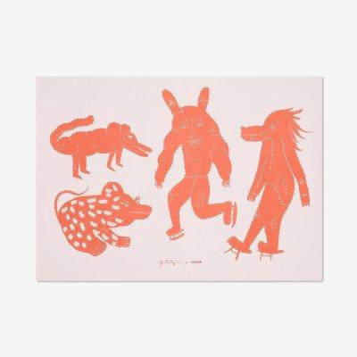 MADE.COM MADO Four Creatures