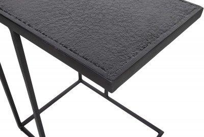 WOOOD WOOOD Laptoptafel 'Febe' kleur Zwart