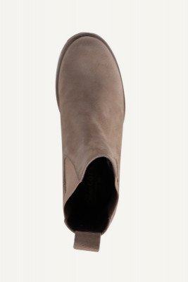 Shoecolate Shoecolate Chelsea boot Taupe 8.21.10.184