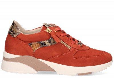 DLSport DLSport 4642 Rood Damessneakers