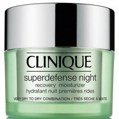 Clinique Clinique Superdefense Night Recovery Moisturizer (1/2) Gezichtscrème 50ml