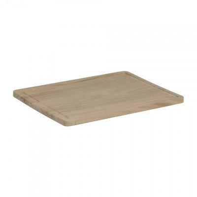 Xenos Snijplank hout - 25x35 cm