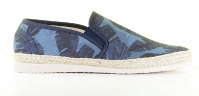 Cypres Cypres Fedor Marino Blue Loafer