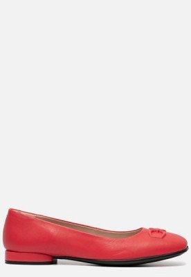 ECCO Ecco Anine Squared ballerina's rood