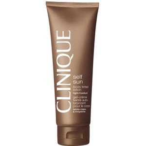 Clinique Clinique Self Sun Clinique - Self Sun Body Tinted Lotion