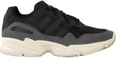 Adidas Zwarte Adidas Sneakers Yung-96
